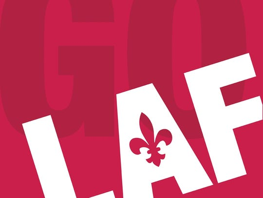 """STAFF GRAPHIC/YVETTE CREEL Search """"Go Lafayette"""" in"""