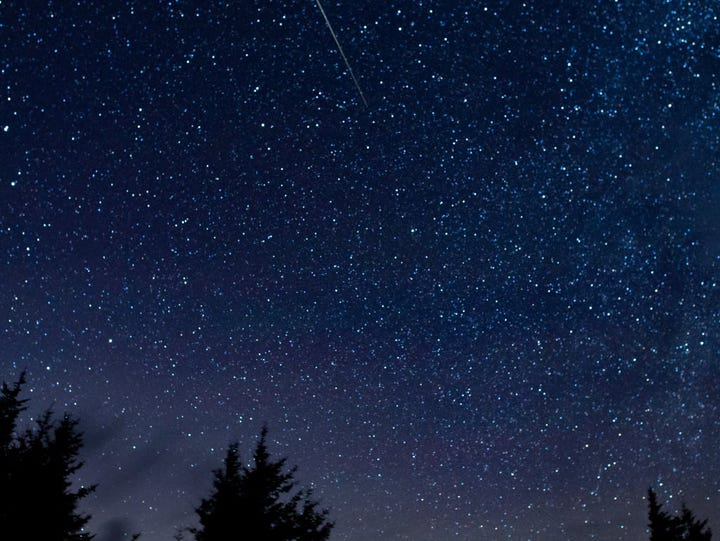 The Perseid Meteor Shower will light up the night sky