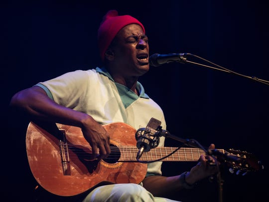 Seu Jorge brings his tribute to David Bowie to Butler University's Clowes Memorial Hall on Sept. 14.