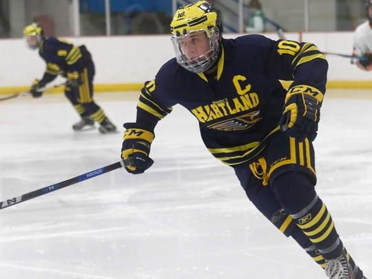 Jake Behnke made big strides in each of his three seasons