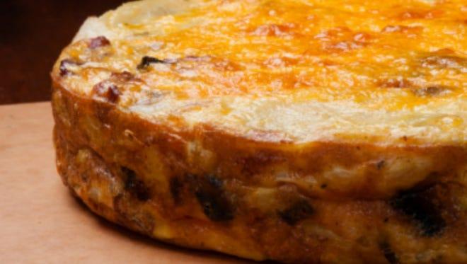 Tortilla Española.