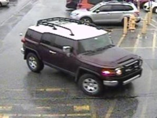 The Springettsbury Township Police Department is attempting to identify the above subject in reference to a hit and run that occurred at Walmart, 2801 E Market St on April 19th, 2018.