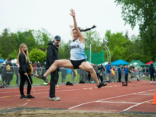 Division I high school track and field state championships 06/03/17