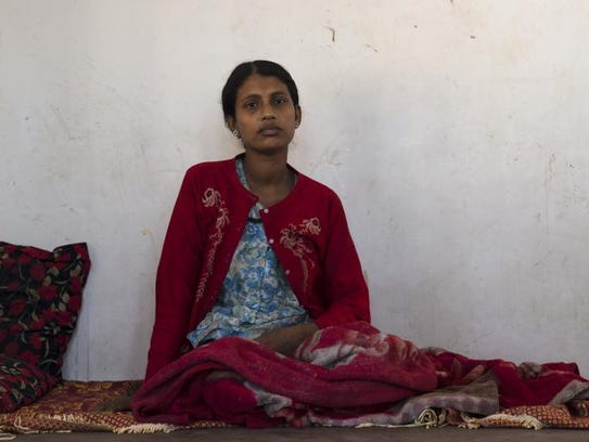 Mostauhadu lives in the Sithmagi camp.