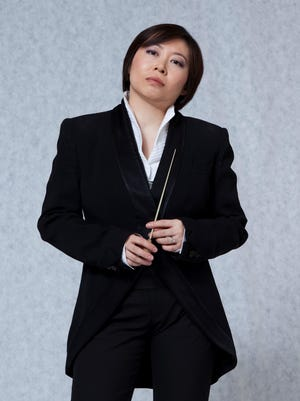 Xian Zhang is the first woman to hold the music director role at the NJSO.