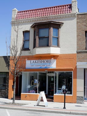 Lakeshore Art Supplies recently expanded in downtown Sheboygan.