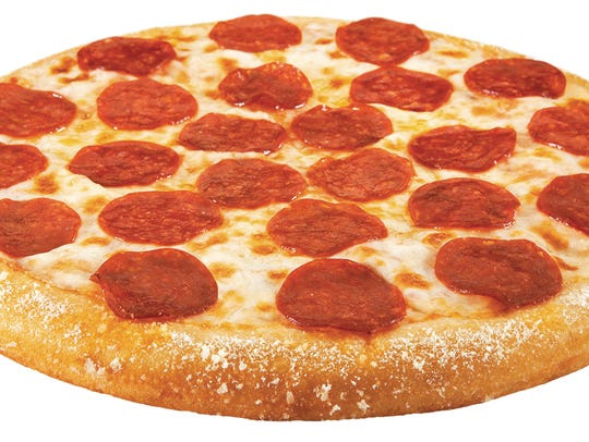 If you purchase a Hungry Howie's bread at regular price, you can grab a medium one-topping pizza for $3.14.