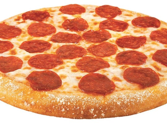 Hungry Howie's will offer a medium one topping pizza