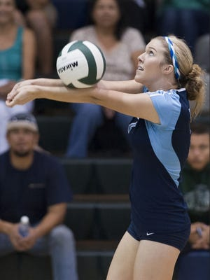 Ashton Peckinpah, a 2016 Redwood graduate, was the Central Section girl winner of the 2016 California Interscholastic Federation/Farmers Scholar-Athletes of the Year