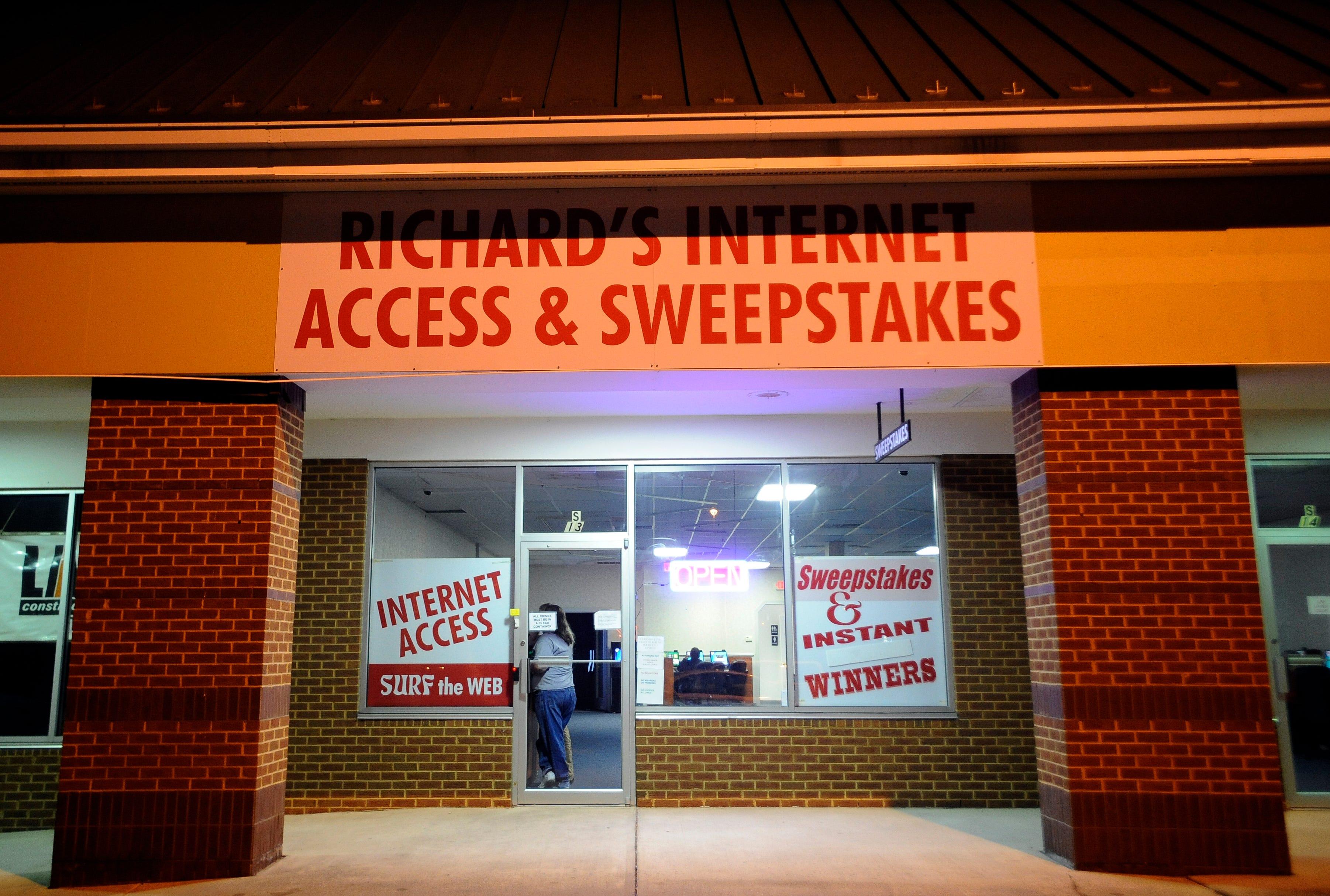 Sweepstakes stores gambling wyoming+casino+resorts