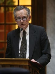 Dan Conkle, an Indiana University law professor who