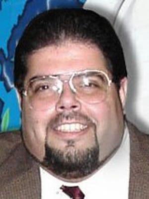 Hispanic community activist Robert Miranda