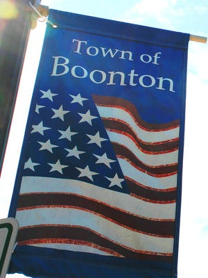 Town of Boonton Banner
