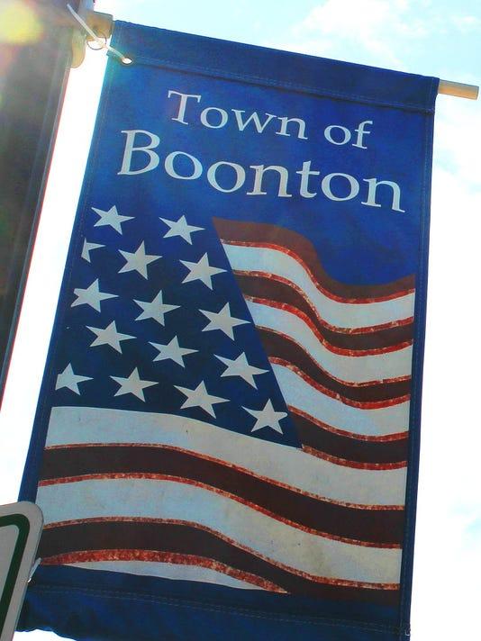 Boonton Banner
