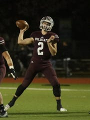 Quarterback Michael Bolwell and Becton will look to
