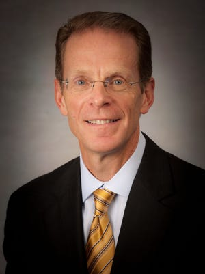 Northern Kentucky University President Geoffrey Mearns.