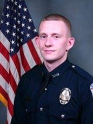 Louisville Metro Police Officer Joshua Weyer