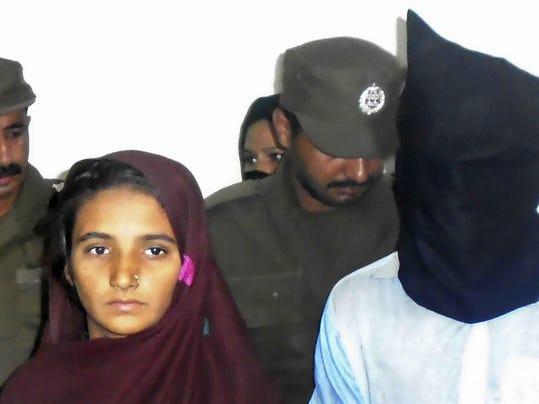 Aasia Bibi,Shahid Lashari