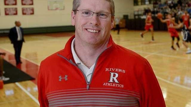 Bob Pipe spent 22 years at Rivers School in Weston, Massachusetts. He will be the next athletic director at St. George's School in Middletown.