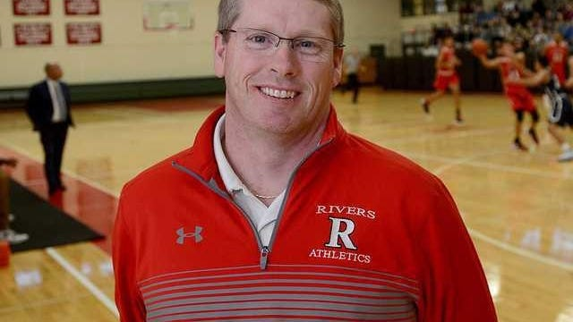 Former Rivers School athletic director Bob Pipe of Franklin is the new AD at St. George's School in Middletown, R.I.