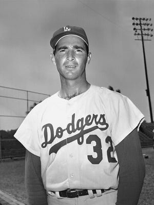 Vin Scully didn't think much of Sandy Koufax's tryout with the Dodgers.