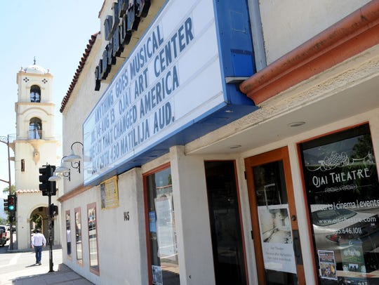 A judge has ruled that Golden State Water must pay the owners of the Ojai Playhouse for damage caused by flooding.