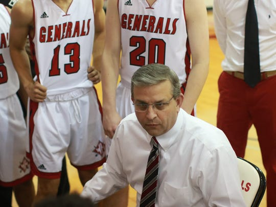 Darryl Nance, who won 283 games and a state title in 19 seasons at Wade Hampton, is leaving the Generals to become Greenville County's athletic director.