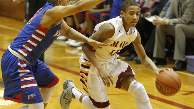 McCutcheon sophomore Robert Phinisee is among the players expected to attend Purdue's Elite Camp on Saturday.