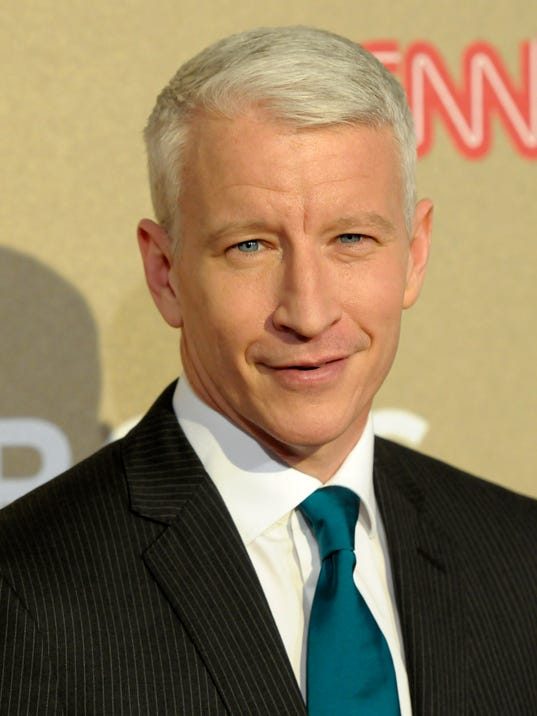 AP People-Anderson Cooper