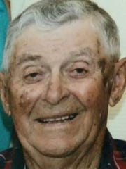 Junior Taylor, 93, went missing Sunday morning.
