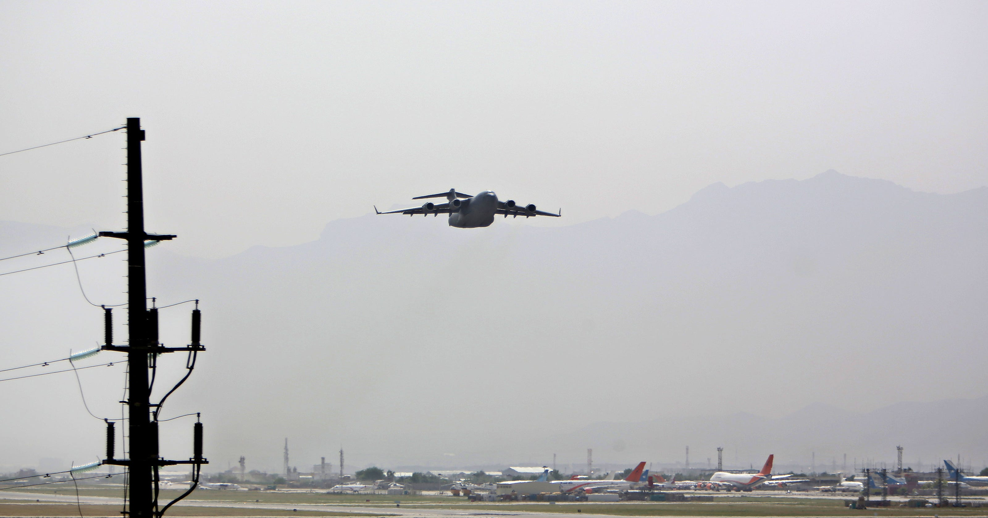 Defense Secretary Mattis target of deadly airport attack in Kabul