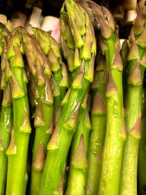 Asparagus spears taste best when eaten as soon as possible after harvest. Asparagus will tolerate refrigeration for several weeks but at the expense of some of its sweetness, crispness and flavor.