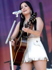 Kacey Musgraves in Austin, Texas.