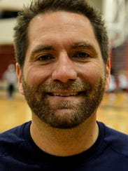 Ben Brewer, Lebanon girls' basketball coach