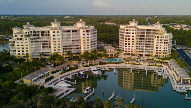 AQUA at Pelican Isle is a boutique marina-front high-rise community in North Naples.