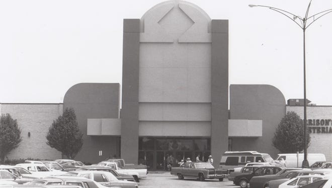 Tallahassee Mall from 1991