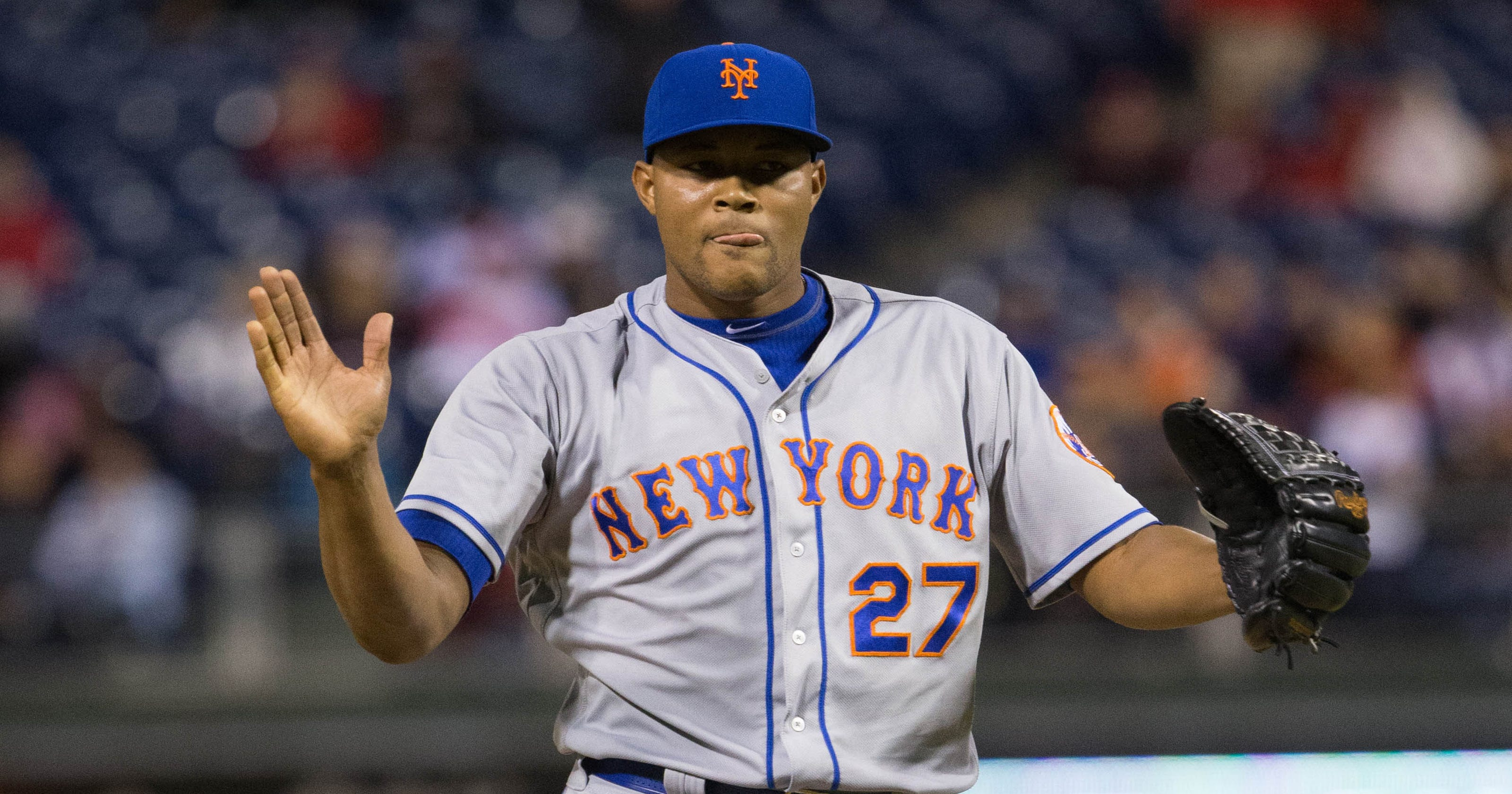 44820f86071 New York Mets pitcher Jeurys Familia arrested on domestic violence charge