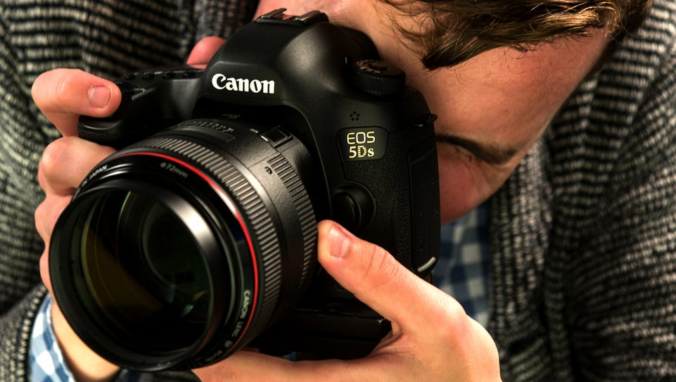 It's hard to go wrong with a Canon DSLR.