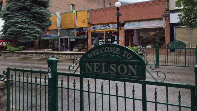 The small city of Nelson, British Columbia, is ready to sponsor a Syrian family. They've even raised $40,000 (Canadian) to support the family for a year.