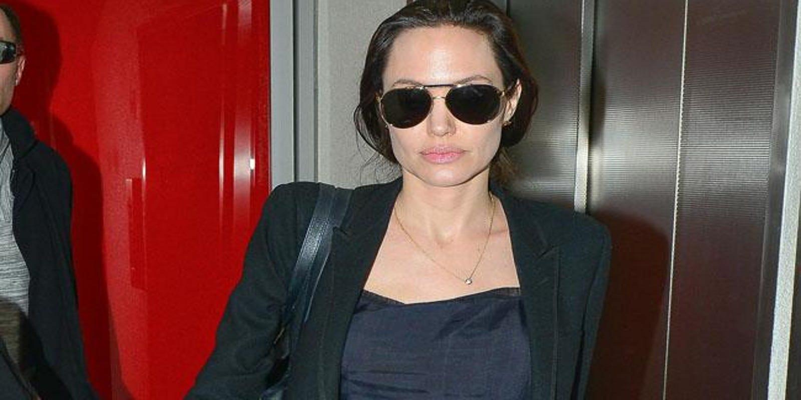 Angelina Jolie Naked Scene angelina jolie wanted to cut naked scenes
