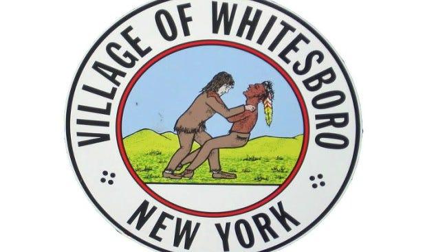 The seal of the town of Whitesboro