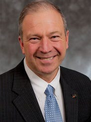 Craig Hill, president of the Iowa Farm Bureau Federation