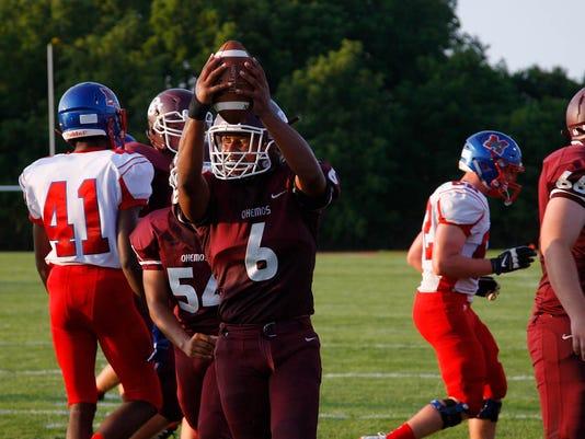 Mason at Okemos Football