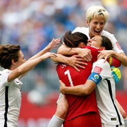 Women's World Cup final: United States vs. Japan