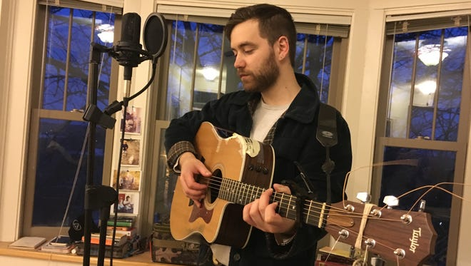 Rob Kelly, 23, is donating the proceeds of his new record to the Michael J. Fox Foundation.
