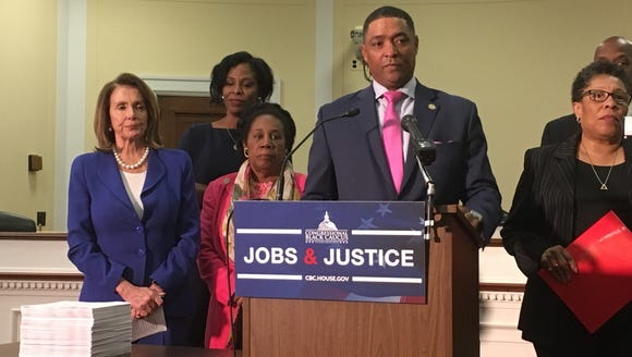 Rep. Cedric Richmond, D-La., chairman of the Congressional