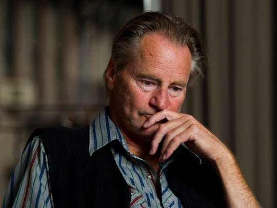 Sam Shepard in New York on Sept, 29, 2011.