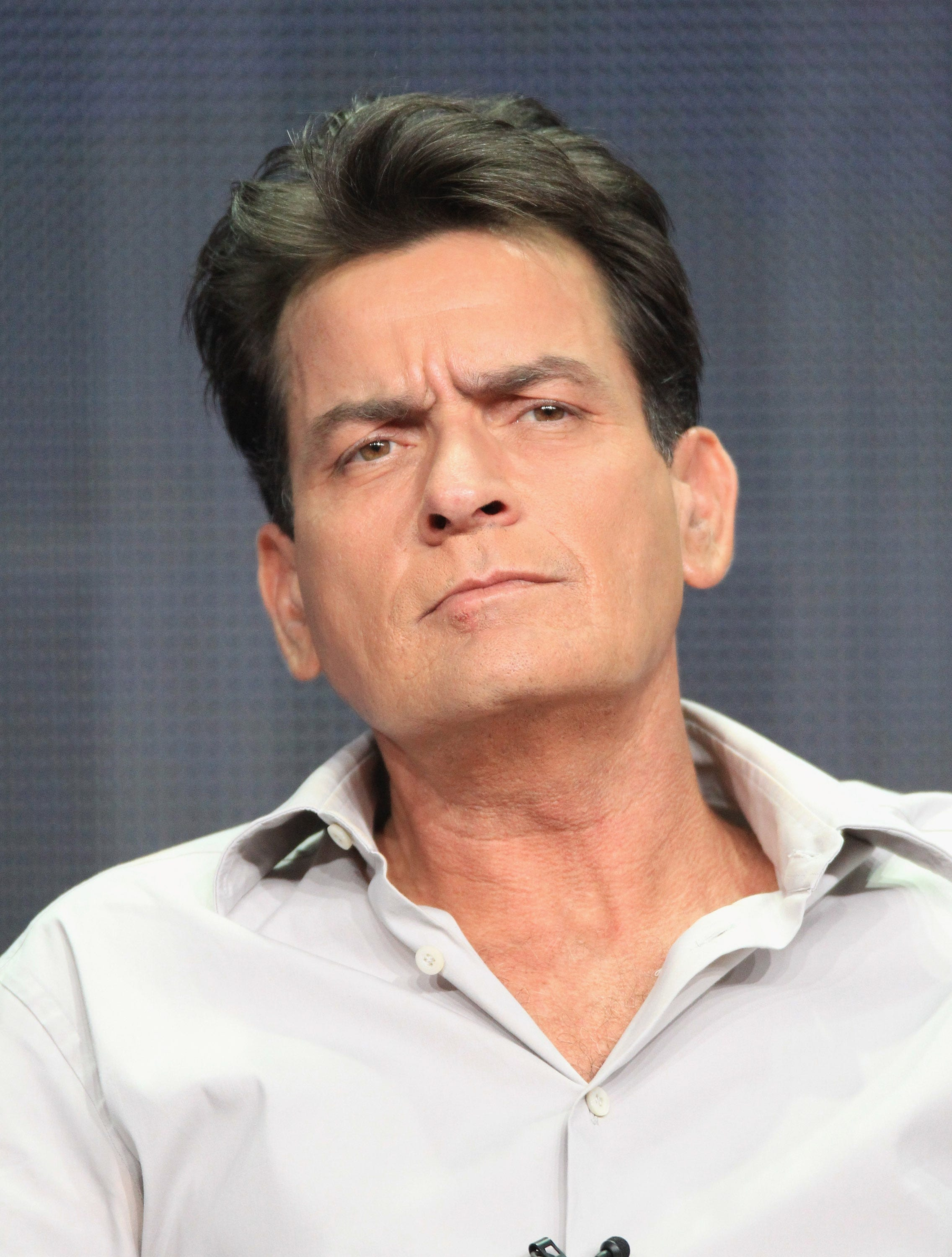 charlie sheen wall street