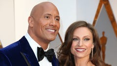 Dwayne Johnson and Lauren Hashian are expecting another