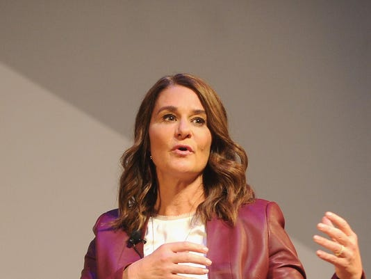 Fast Company Innovation Festival 2016 - Melinda Gates & Facebook's Regina Dugan